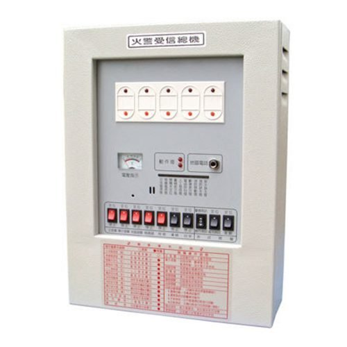 Tủ trung tâm báo cháy Chungmei CM-P1 40 kênh
