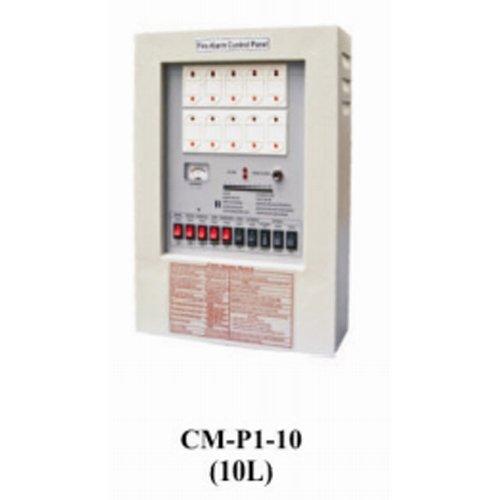 Tủ trung tâm báo cháy Chungmei 10 kênh CM-P1-10L (bao gồm ắc quy) post image