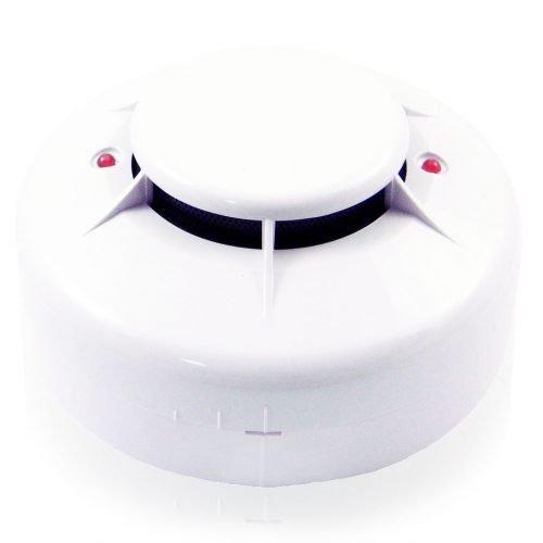 Đầu báo khói quang Chungmei CM-WT33LR / CM-WT33LT