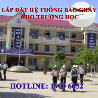 Lắp đặt hệ thống báo cháy Chungmei cho trường học thumbnail