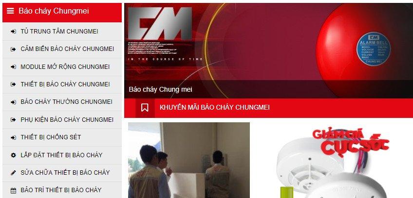 bao-chay-chungmei-gioi-thieu