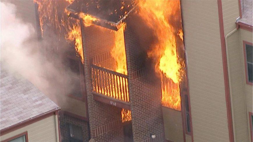 18 cách thoát hiểm khi cháy chung cư